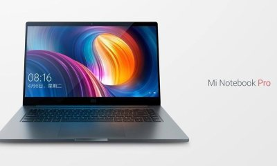 XIAOMI CONCURRENCE APPLE AVEC SON MI NOTEBOOK PRO 28