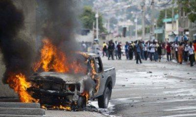 Haïti : Le Ministère de la Justice veut freiner les manifestations violentes 32