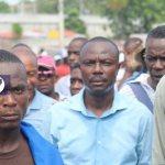 FLASH : Nouvelle manifestation de l'opposition à Port-au-Prince. 37