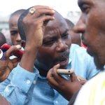 FLASH : Nouvelle manifestation de l'opposition à Port-au-Prince. 35
