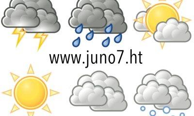 Les pluies sont à prévoir ce mardi 10 octobre 2017 37