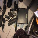 Spectaculaire coup de filet de la police de Pétion-Ville 45