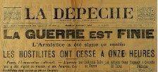 Le 11 novembre marque la fin de la Première Guerre Mondiale 34
