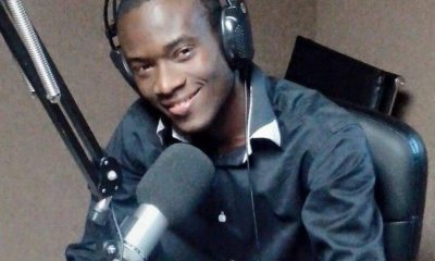 Peterson Chéry, l'une des nouvelles voix de la RTVC fête son anniversaire 32
