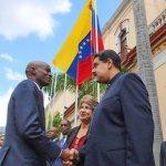 Rencontre entre Jovenel Moïse et le président Vénézuelien Nicolas Maduro 28