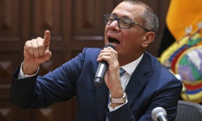 Équateur : Le vice-président est condamné à 6 ans de prison pour corruption 30