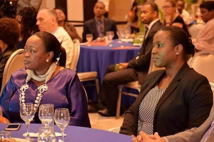La Sénatrice Dieudonne Luma Etienne veut combattre la violence faite aux femmes 34