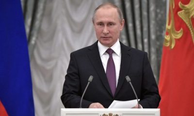 Russie : Vladimir Poutine annonce sa candidature pour un quatrième mandat 33