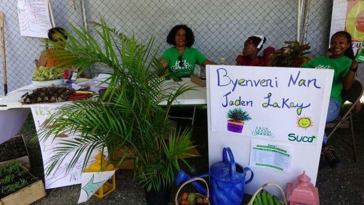 Le village Alternatiba veut agir contre le phénomène de la dégradation de l'environnement 27