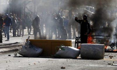 Donald Trump déclare que Jérusalem est la capitale d'Israël, des violences éclatent 21