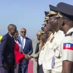 Le Président Jovenel Moïse de retour au pays après sa tournée italienne 34