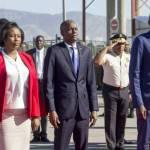 Le Président Jovenel Moïse de retour au pays après sa tournée italienne 29