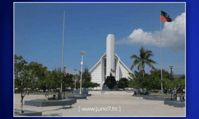 Situation de tension aux Gonaïves à l'occasion du 216e anniversaire de l'indépendance d'Haïti 30