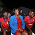 La Première Dame reçoit la sélection nationale féminine U20 32