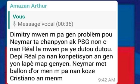 LDC - Real vs PSG : Les haïtiens se prononcent 31