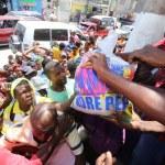 Gouvènman Repiblik la a travè FAES Mobilize jounen jedi 29 mas 2018 la anpil resous pou pote Panye Solidarite ak Kantin Mobil nan fwaye ki pi defavorise yo 28