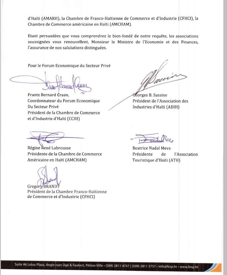 Transactions Commerciales Libelles En Gourdes  Procup  Le Forum