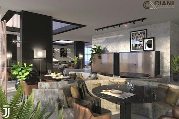 Foot - Business : Un hôtel quatre étoiles pour la Juventus 40