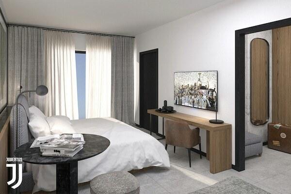 Foot - Business : Un hôtel quatre étoiles pour la Juventus 41