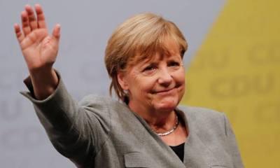 Angela Merkel officiellement réélue chancelière pour un 4e mandat 3