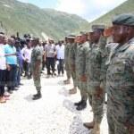 Le Président de la République lance les travaux de curage et d'endiguement de la rivière blanche 30