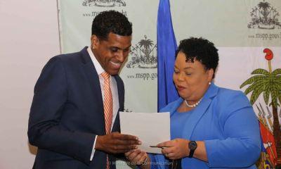 Mikaben, nouvel ambassadeur de bonne volonté pour la santé en haïti 30