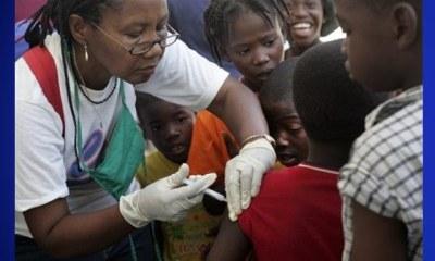 Diphtérie : Le Ministère de la Santé Publique se prépare à vacciner la population haïtienne 35