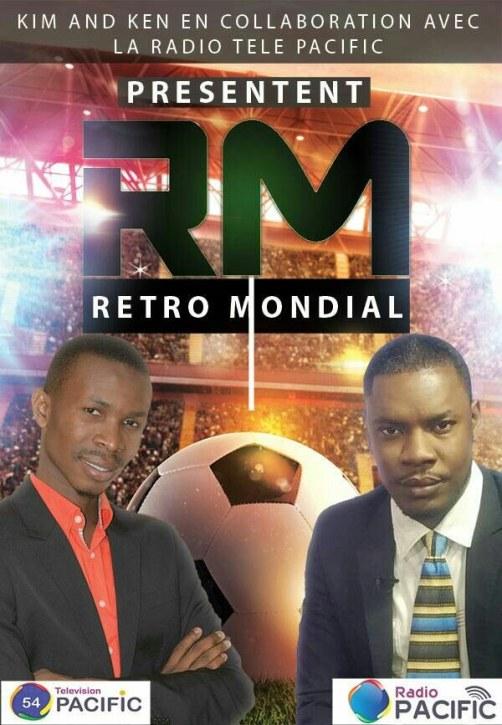 Rétro mondial, un documentaire où plusieurs personnalités haïtiennes parlent de cette compétition 33