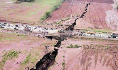 Une immense faille au Kenya sépare l'Afrique et installe la peur 31