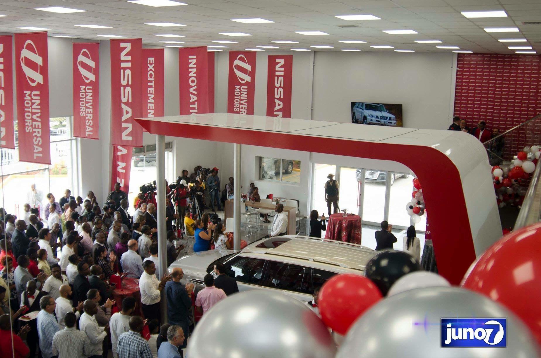 La Nissan Universal Motors inaugure le plus grand showroom de la caraïbe et de l'Amérique latine 43