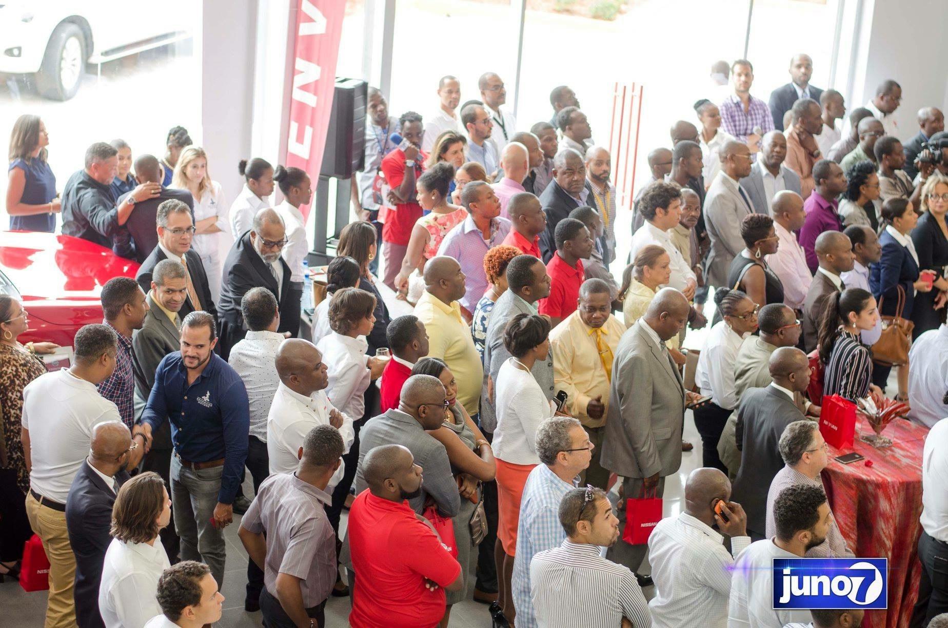 La Nissan Universal Motors inaugure le plus grand showroom de la caraïbe et de l'Amérique latine 29