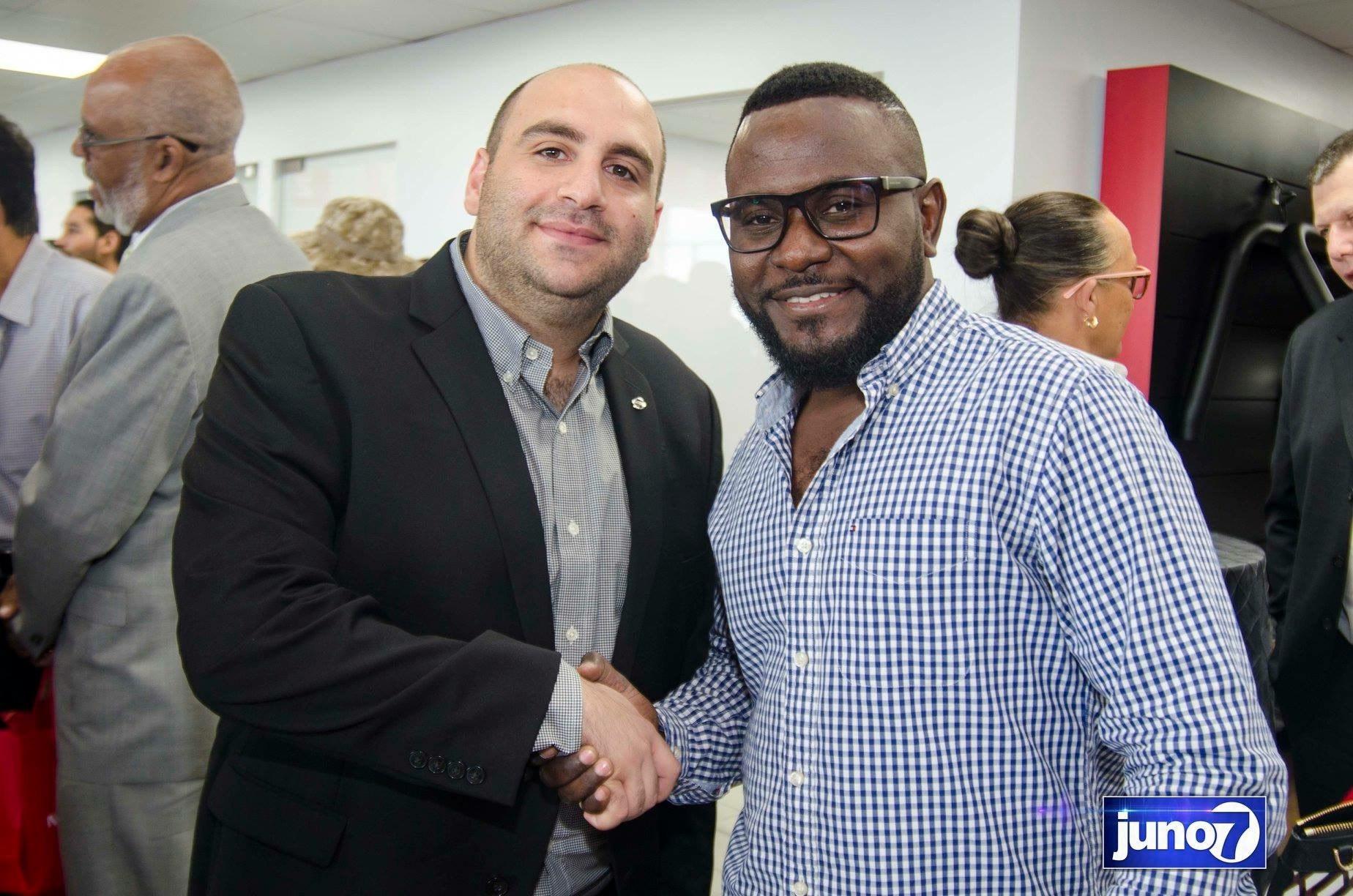 La Nissan Universal Motors inaugure le plus grand showroom de la caraïbe et de l'Amérique latine 40