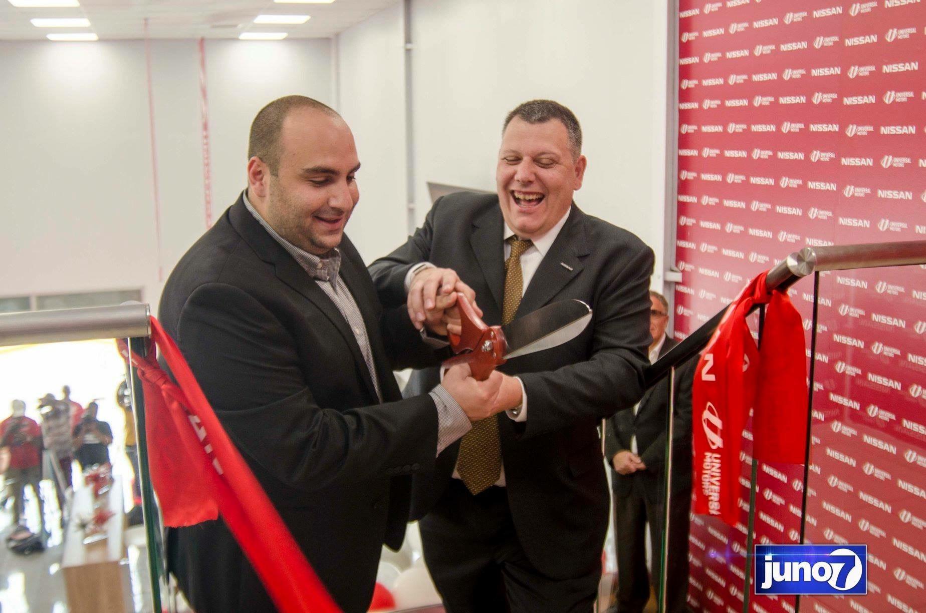 La Nissan Universal Motors inaugure le plus grand showroom de la caraïbe et de l'Amérique latine 55