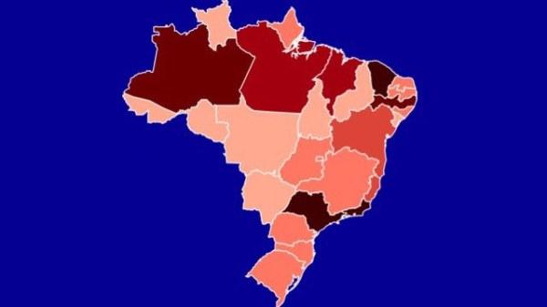 Coronavirus ( Covid-19 ): le Brésil pourrait devenir en juin le nouvel épicentre de la pandémie