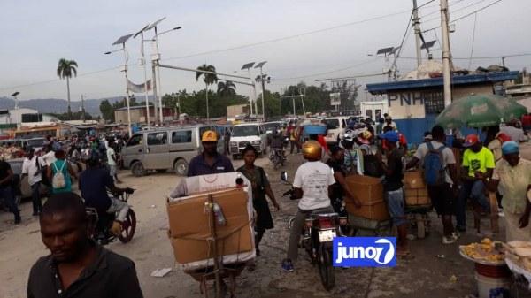Tension à Port-au-Prince : une vue de la situation de ce lundi 14 septembre