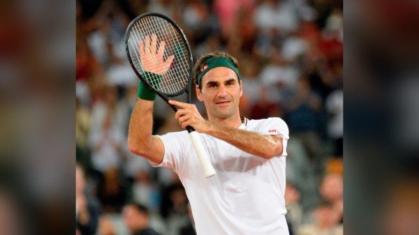 Roger Federer, premier du Classement des sportifs les mieux payés au monde