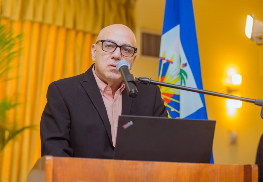 Reginald Boulos