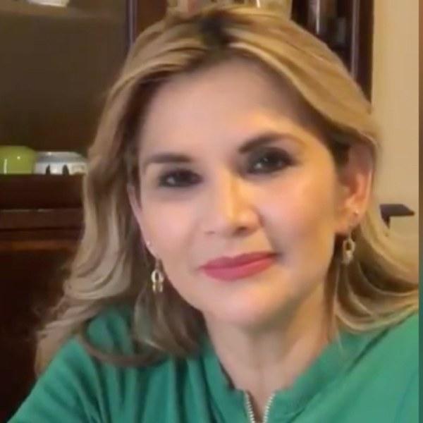 La présidente de la Bolivie testée positive au Coronavirus