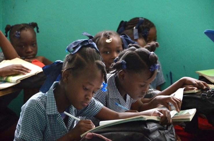 L'USAID vient en aide à 600 écoles à travers le pays