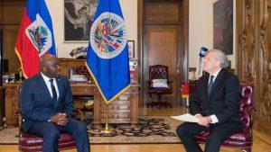 Luis Almagro réélu comme secrétaire général de l'OEA