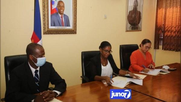 Haïti-COVID-19: le Ministère du Tourisme, le MSPP et l'ATH ont paraphé un protocole sanitaire.