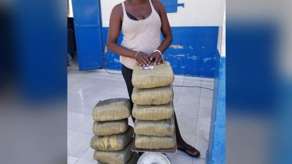 45 kilos de marijuana saisis dans le Sud, deux trafiquants appréhendés