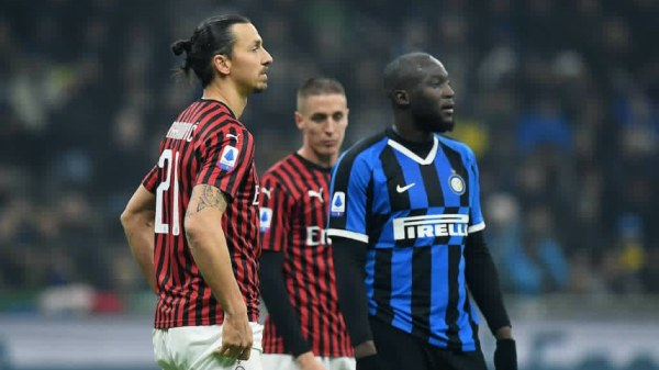 """Milan vs Inter: 10 bagay ou dwe konnen sou istwa """"Derby"""" sa"""