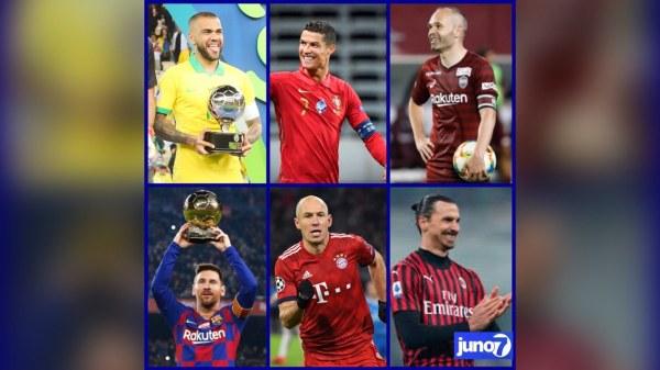 Les joueurs les plus titrés de l'histoire du football