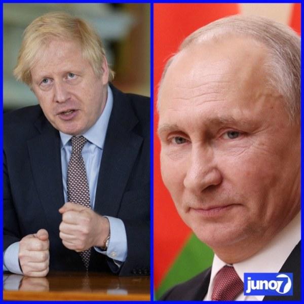 Covid-19: L'Angleterre accuse la Russie de vouloir voler des recherches sur un vaccin