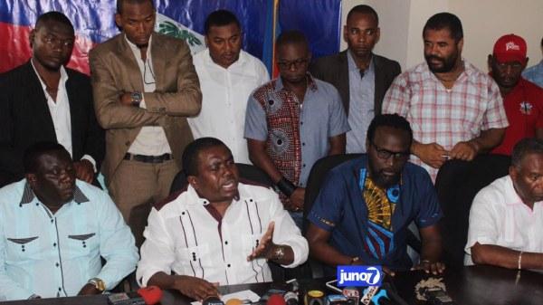 L'opposition communique les dernières consignes là a veille de la manifestation du 18 novembre