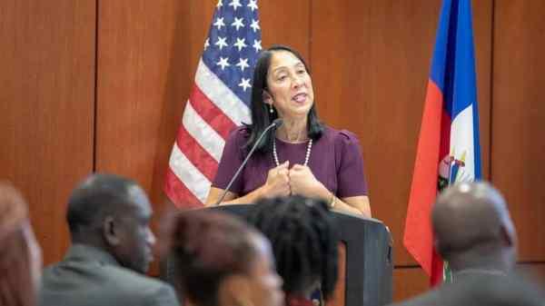 Recrudescence de la violence: l'ambassade américaine évoque les contraintes budgétaires de la PNH