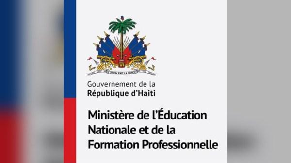 bac permanent - Le MENFP interdit aux écoles d'imposer l'achat de masques spéciaux aux parents