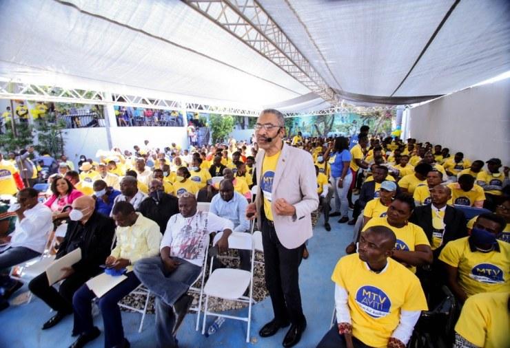 """Reginald Boulos fait parler sa vision pour Haïti à travers """"Yon lot Kalkil"""""""