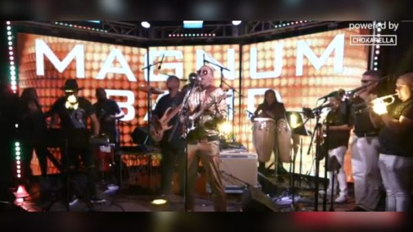 Un show de taille pour les 44 ans de Magnum Band